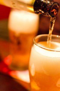 お飲み物 アルコール
